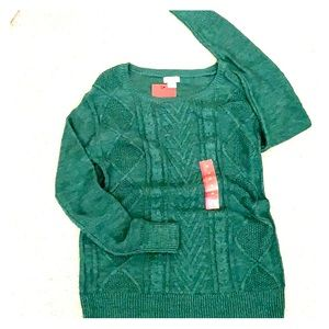 Women's Mossimo Sweater